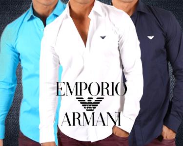 Camisas Emporio Armani®