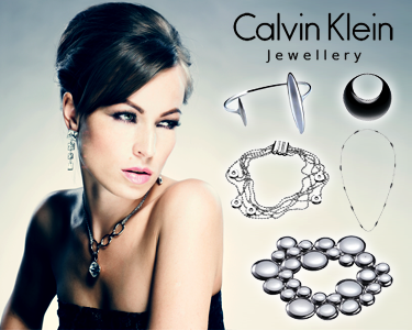 CK® Jewels e Guess® Jewels - Anéis, Colares e Braceletes