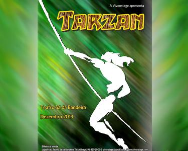 Uma História para Sempre «Tarzan - O Musical» | Sá da Bandeira - Porto
