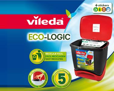 Balde Eco-Logic Vileda | Amigo do Ambiente