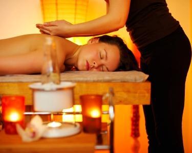 Massagem de Aromas com Óleos Aquecidos | 1hora