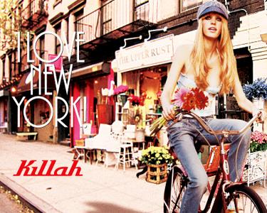 Jeans & Calções de Senhora Killah®