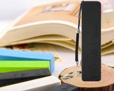 Powerbank | Bateria Portátil de 2000mAh para SmartPhones e Tablets
