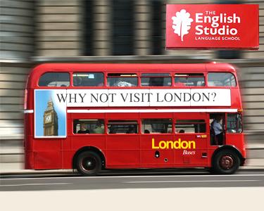 Curso de Inglês em Londres | 1 a 4 Semanas com Estadia Incluída
