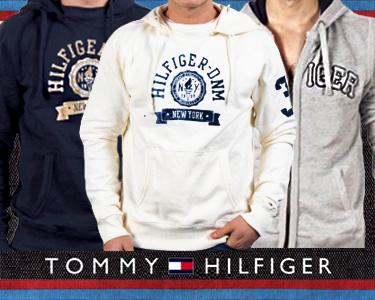 Camisolas e Casacos Desportivos Tommy Hilfiger® | 100% Algodão