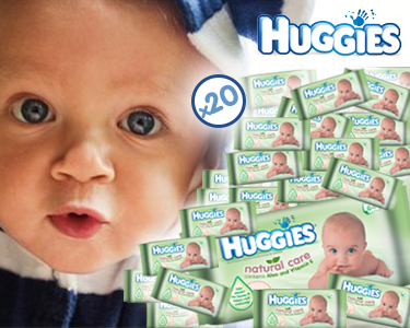 1280 Toalhitas Huggies® | Natural Care