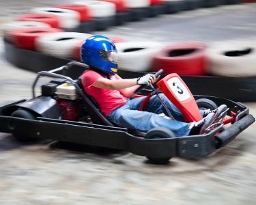 Indoor Karting Espinho | 15min de Adrenalina e Velocidade!
