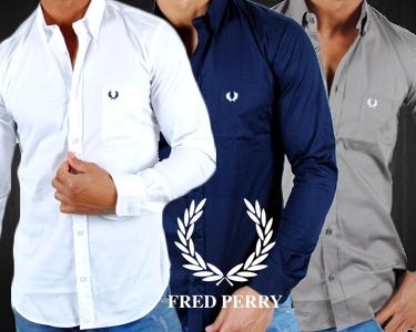 Camisas Fred Perry® | Qualidade Premium