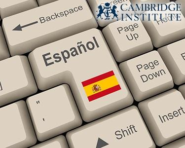 Curso de Espanhol Online | Cambridge Institute | 6, 9 Ou 12 meses