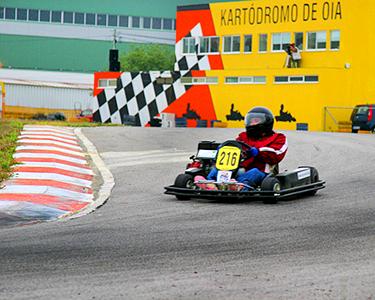 Kartódromo de Oiã | Velocidade Outdoor