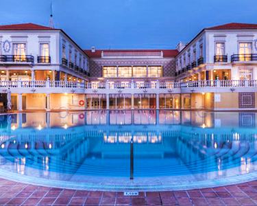 Praia D´El Rey Marriott Golf&Beach Resort 5*- Noite&Spa