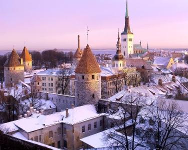 À Descoberta da Estónia | 7 Noites