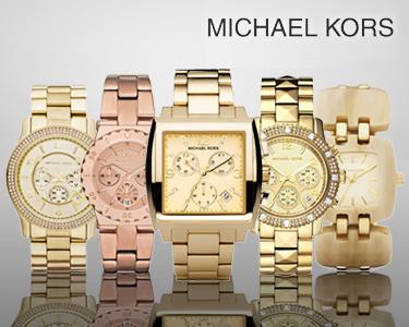 Relógio Michael Kors® | Estilo e Elegância