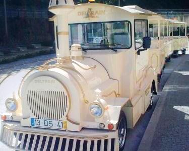 Magic Train | Passeio de Comboio & Visita às Caves - 2 Adultos e 1 Criança