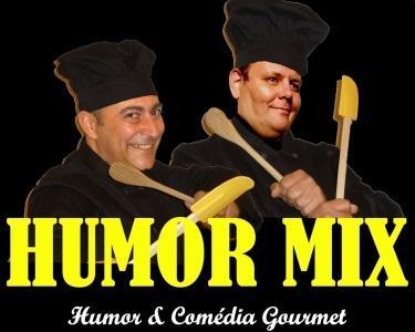 Humorista Gourmet volta ao Palco com Humor Mix - Humor e Comédia Gourmet
