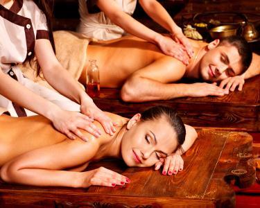 Massagem de Amêndoas & Girassol para Dois