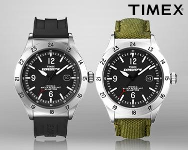 Relógios Timex® Expedition | Aventura ao Ar Livre