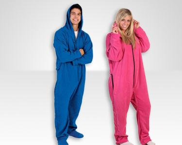 Pijama Preguiçoso   Inverno Quentinho
