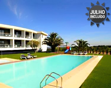 Verão Sensacional em Sesimbra | Noite & SPA no Hotel dos Zimbros 4*