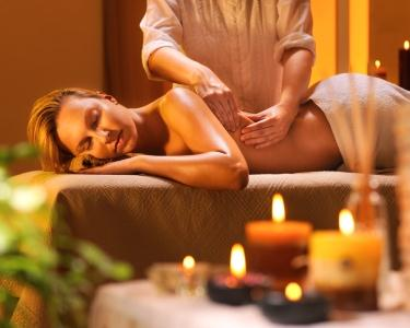 Massagem de Relaxamento com Chá & Biscoitos | Estoril