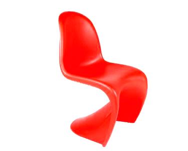 Cadeira Phantom | Cor & Elegância