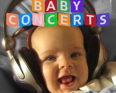 Concertos para Bebés   De manhã à tarde, viva em família