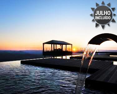 Noite de Verão com SPA no Hotel & Spa Alfândega da Fé 4*