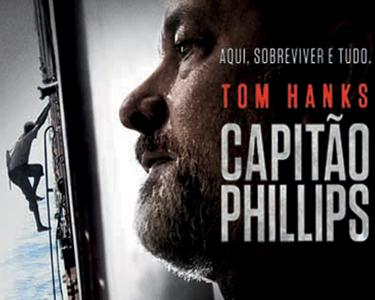 Novo filme Capitão Phillips c/ Tom Hanks Cinema City |Bilhete&Pipocas