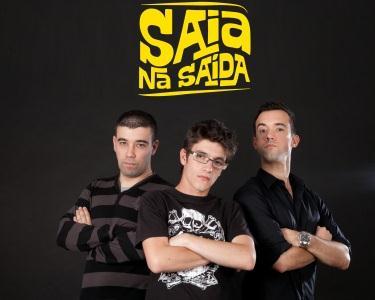 «Saia na Saída» é Stand-Up Comedy no Café do Teatro da Malaposta