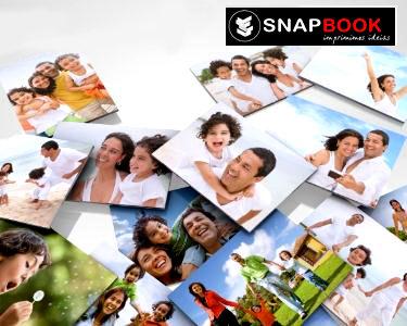 Impressão de 100 Fotografias | Entrega em Sua Casa