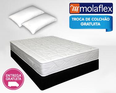 Colchão Viscoelástico & Almofadas Molaflex