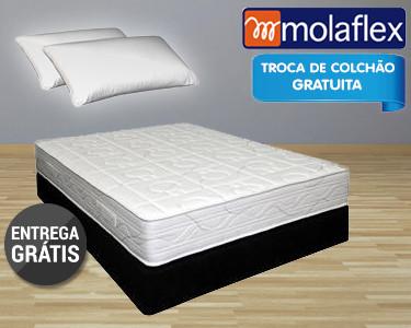 Colchão Viscoelástico & Almofadas Molaflex®