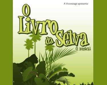 Um Musical Familiar a Não Perder! «O Livro da Selva» na Aula Magna