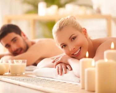 Massagem de Cereja Ou Chocolate 45 min | Delícia a Dois