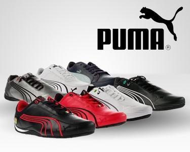 Ténis Puma® | Escolha o Modelo