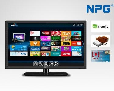 Televisão Smart TV Android 22'' LED