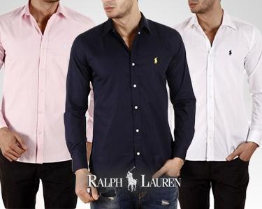 Camisas Ralph Lauren® | Modelos Homem