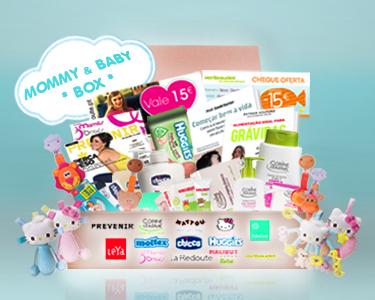 Mommy&Baby Box - As melhores marcas para si e para o seu bebé