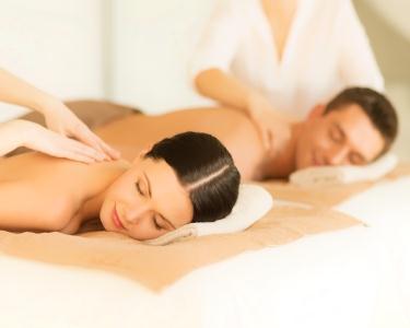 Massagem Shiatsu a Dois & Ritual de Chá 45min | O Oriente até Si