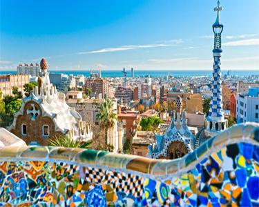 City Break em Barcelona - 3 Dias com Voo