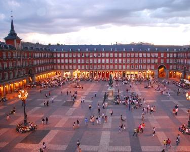 City Break em Madrid - 3 Dias com Voo