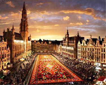 City Break em Bruxelas - 3 dias com Voo