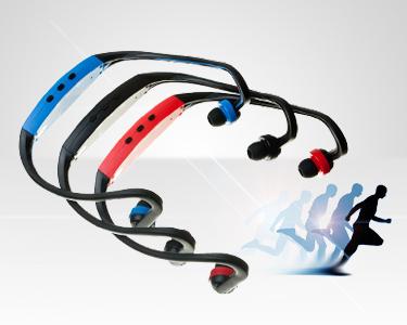 Auriculares Sport Mp3 | Cor à Escolha