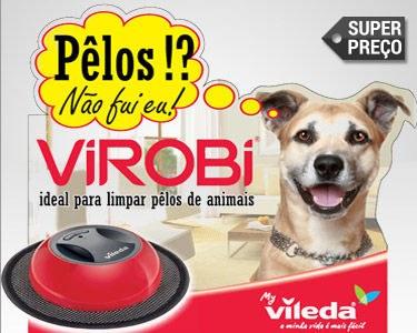 Super Preço - Robot ViRobi | Sem fios