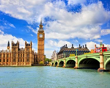 Londres Cultural | 2 Nts em Hotel 4* + Jantar & Bilhete para Musical