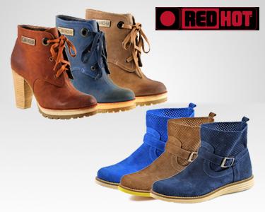 Botins de Inverno RedHot® | Escolha o Seu Modelo