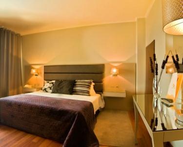 Hotel Ílhavo 4* | Noite de Charme a Dois com Jantar & Spa