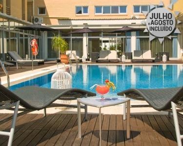 Férias no Litoral em Meia Pensão | Hotel Ílhavo 4* & SPA