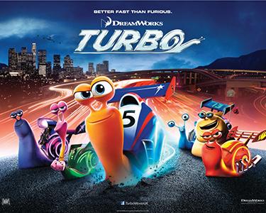 «Turbo» acelera a criançada até ao Cinema City | Bilhete & Pipocas