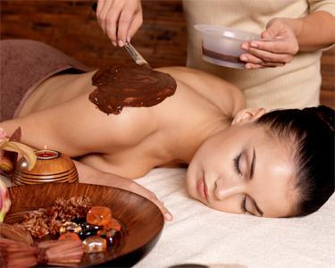 Chocoterapia - Massagem + Esfoliação + Envolvimento